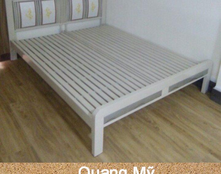 Giá giường sắt 1m6 bao nhiêu? Giường như thế nào?