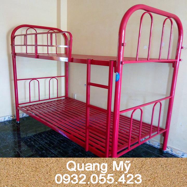 giường 2 tầng người lớn bằng sắt