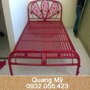 Giường sắt giá rẻ