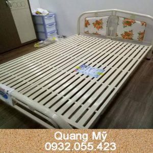 Giường sắt 1m6 giá rẻ