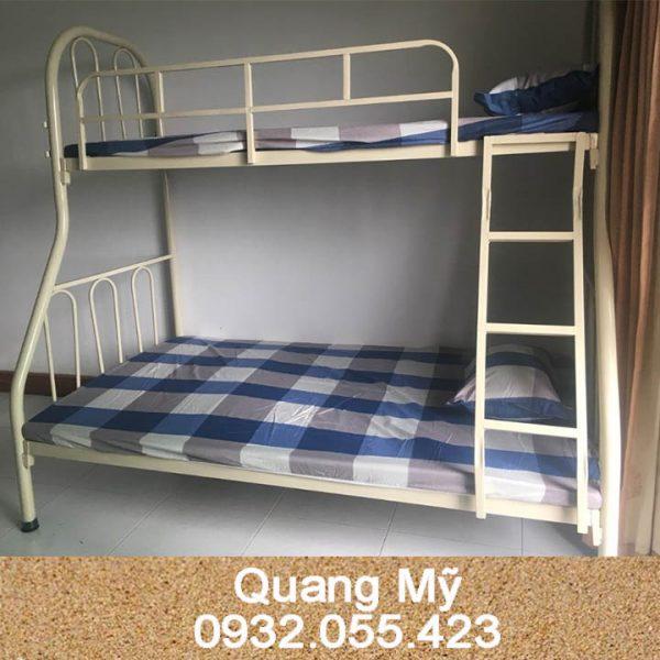 Giường tầng sắt giá rẻ 1m-1m4-2m