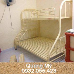 Giường tầng sắt trẻ em giá rẻ