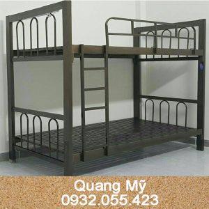 Giường 2 tầng bằng sắt 1m6 x 2m