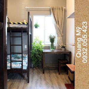 Giường 2 tầng sắt 1m2 x 2m