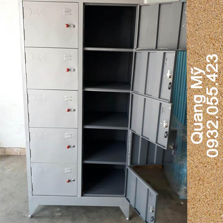 Tủ hồ sơ văn phòng sơn dầu