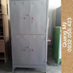 Tủ hồ sơ văn phòng sơn dầu 4 cánh