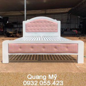 Giường sắt cao cấp 1m8 x 2m