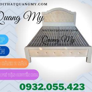 Sản phẩm giường sắt HCM