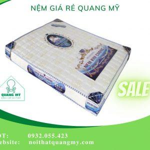 Nệm Kim Cương 1m6 17cm - Nệm cao su Kim cương chính hãng